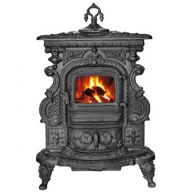 Irezida - Cast iron Wood stove 5 kW